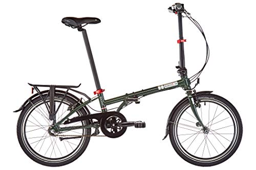 Dahon Boardwalk i3 20' Green 2020 Faltrad