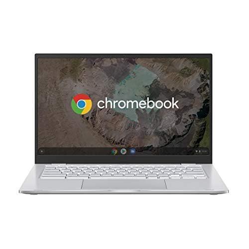 ASUS Chromebook C425TA-AJ0144, Notebook in alluminio con Monitor 14