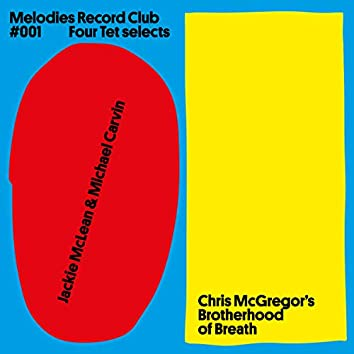 Melodies Record Club #001: Four Tet selects