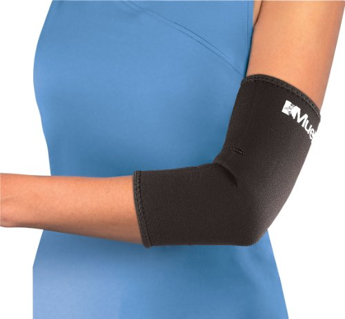 ELBOW SLEEVE NEOPRENE, BLACK (EA)