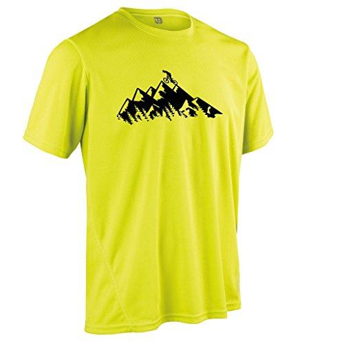 JOllify Team Wald und Gebirge Mountainbike Trikot