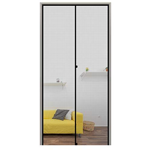 MAGZO Magnetic Screen Door 36 x 78, Durable Fiberglass Screen Doors with Magnets Heavy Duty Sliding Door Screen with Full Frame Fit Door Size 36