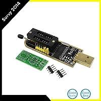 CH341AプログラマーUSBマザーボードルーティングBIOS LCDフラッシュ2425バーナー