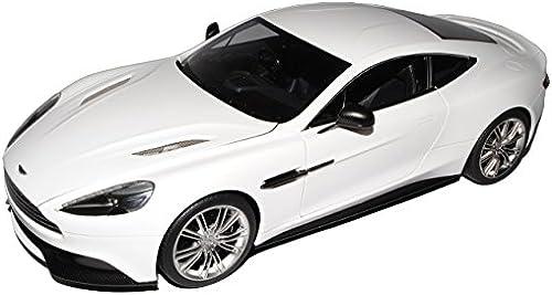 AUTOart Aston Martin Vanquish Coupe Glossy Weißs Ab 2012 70250 1 18 Modell Auto mit individiuellem Wunschkennzeichen