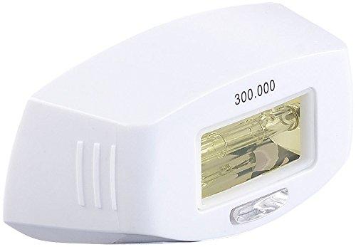 Sichler Beauty Zubehör zu Permanent-Haarentferner: Licht-Aufsatz für IPL-Haarentferner IPL-100, 300.000 Lichtimpulse (IPL Haarentfernungssysteme)