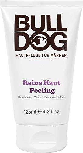Bulldog pure huid peeling heren 1-pack (1 x 115 g)