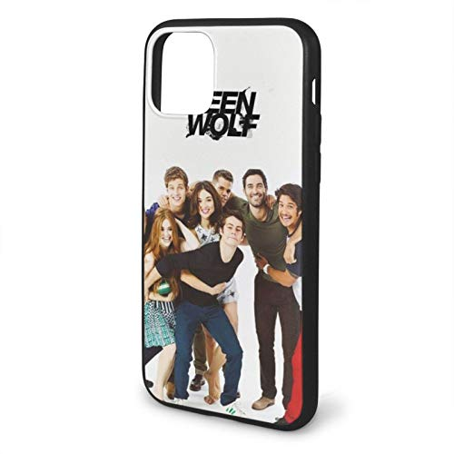 Fashion888 Teen Wolf Characters Group Photo Compatible para iPhone 11 12 Pro...