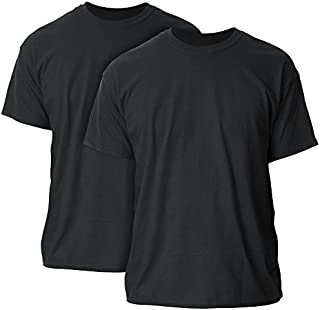 Gildan Men's Ultra Cotton Adult T-Shirt, 2-Pack