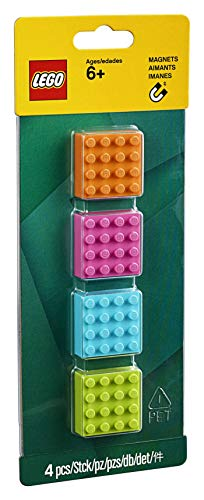 LEGO® 4x4 Brick Magnets - ADD a Touch of Colour with This 4x4 Brick Magnets Set!