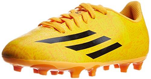 adidas F5Messi FG Junior Fußball Schuhe 2014YCS, Orange - Orange - Größe: 28 EU