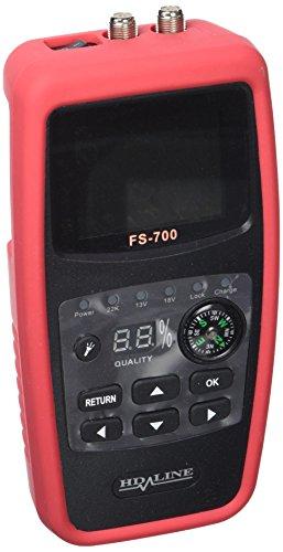 HD-LINE SF-700 Digital Satelliten-Finder Messgerät ideal für Camping car