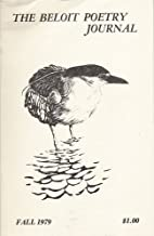 The Beloit Poetry Journal: Fall 1979 (Volume 30 - Number 1)