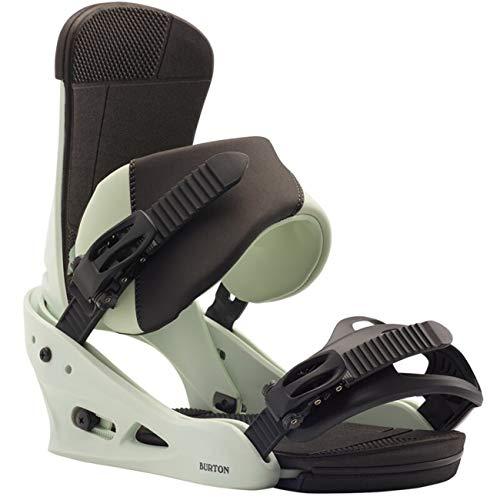 Burton Herren Snowboardbindung Custom, Größe:L, Farben:sea Foam