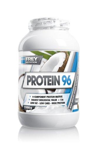 Frey Nutrition Protein 96 - 2.3 kg Dose (Cocos)