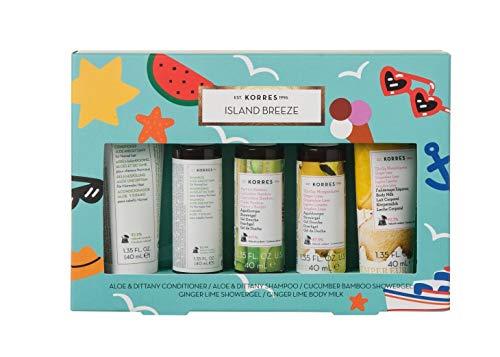 Korres - Mini Collection Set Island Breeze - Geschenkset