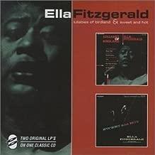 Lullabies of Birdland//Sweet & Hot by Fitzgerald, Ella (1998-05-17)