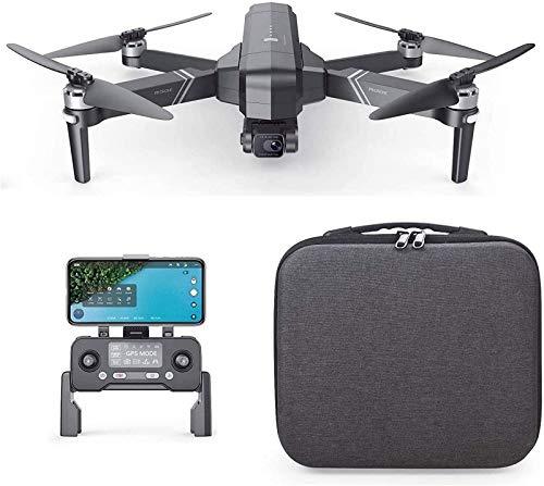 aipipl UAV Plegable 4K HD de Doble cámara, UHD FPV Control de Gestos Posicionamiento de Flujo óptico Quadcopter de Mano