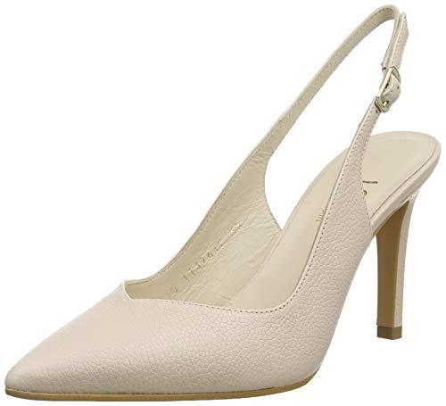 lodi RAIAN, Zapatos de tacón con Punta Cerrada para Mujer, Rosa (Ginger Nude Ginger Nude), 40 EU