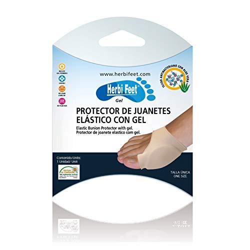 Protector Juanete Herbifeet - Protector Juanetes Elástico con Gel