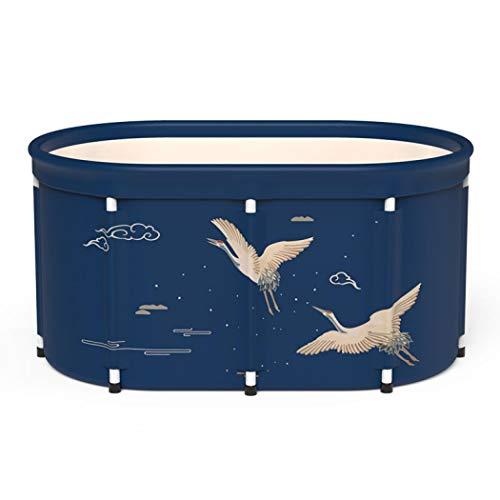 Foldable Bathtub Portable Soaking Bath Tub,Eco-Friendly Ba...