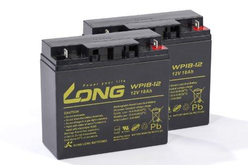 USV Akkusatz kompatibel APC SMT1500I RBC7 RBC 7 Batteriesatz Ersatzakku VDs AGM