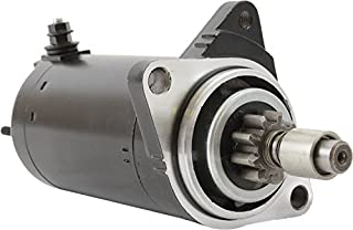 DB Electrical SND0025 Starter For Seadoo Sea Doo GS GSI GTI GTI LE GTS GTX HX SP SPI SPX XP Challenger Explorer Speedster Sportster Rotax Marine - BRP 587 657 717 Rotax Engine 2 Stroke WS2
