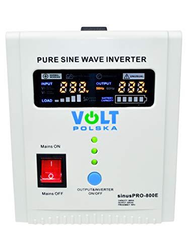 Unbekannt Spannungswandler Wechselrichter Notstromversorgung UPS USV 12V 500W (SIN-PRO-800E)