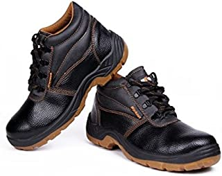 Hillson Workout Safety Shoes, Size 11, Black