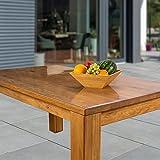 laro Tischfolie Tischdecke Transparent Durchsichtig Abwaschbar Garten-Tischdecke Tischschutz-Folie PVC Plastik-Tischdecken Wasserabweisend Eckig 2 mm Dicke Meterware, Größe:100x200 cm