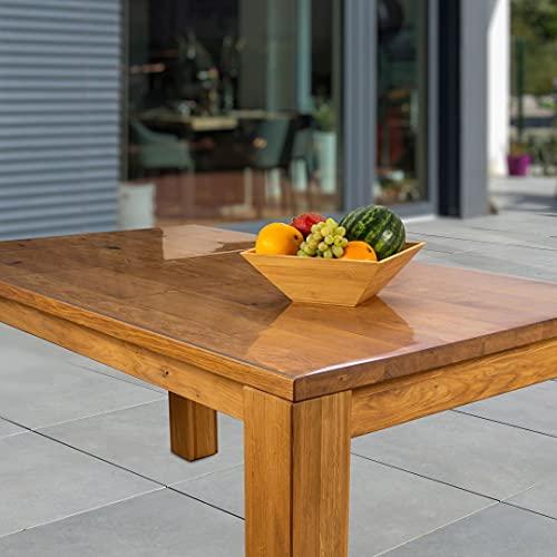 laro Tischfolie Tischdecke Transparent Durchsichtig Abwaschbar Garten-Tischdecke Tischschutz-Folie PVC Plastik-Tischdecken Wasserabweisend Eckig 2 mm Dicke Meterware, Größe:80x160 cm