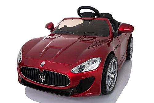 RunRunToys 4011 Maserati Voiture électrique 12 V avec télécommande pour Enfants à partir de 3...