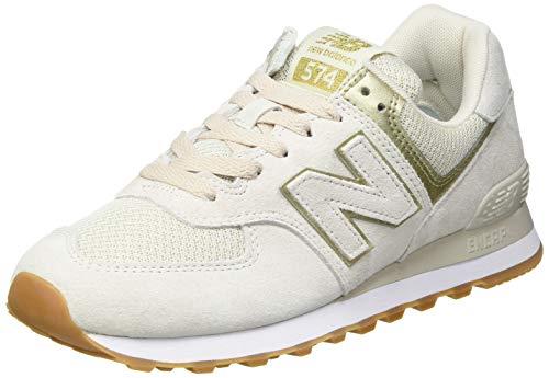 New Balance 574, Zapatillas Mujer, Rayo de Luna, 40 EU