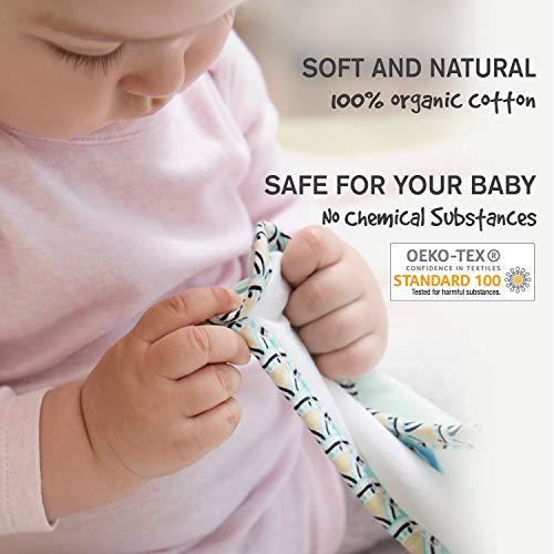 Sweety Fox - Sacco Nanna - Cotone 100% Ecologico Certificato Oeko-Tex® Senza Prodotti Chimici - Unisex