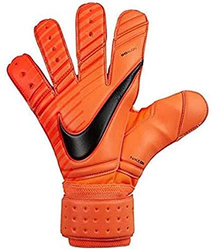 Nike Premier Grip3 Torwarthandschuhe, Total Orange/Hyper Crimson/White/Black, 10.5