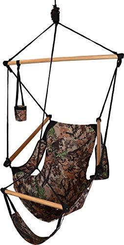 Hammaka 10036 KP Camo Hammocks Cradle Hanging Air Chair product image