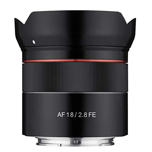 SAMYANG 単焦点広角レンズ AF 18mm F2.8 FE ソニーαE用 フルサイズ対応 885984