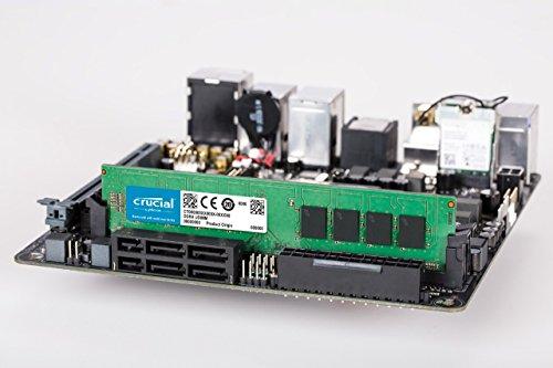 Crucial RAM CT2K4G4DFS8266 8GB (2x4GB) DDR4 2666 MHz CL19 Desktop-Speicher-Kit