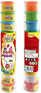 Bingo dough 10 units multicolors - 2724528997328