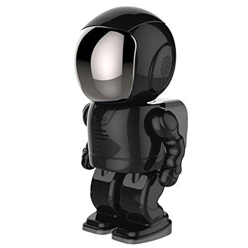 LX7 HD WiFi IP Kamera Roboter Wireless Indoor-Kamera Nachtsicht Bewegungserkennung 2-Wege Audio Home Security Kamera Überwachungssystem,1080P