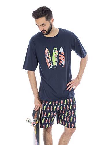 MUSLHER Pijama 205030 (XL