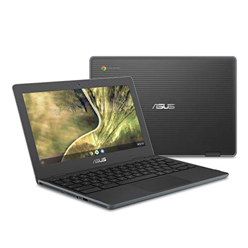 For Sale! ASUS Notebook C204EE-YS01-GR 11.6 INCH N4000 4GB 16GB Chrome OS Intel UHD Dark G