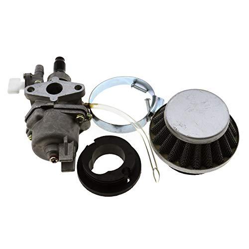 Create Idea 13mm 47cc 49cc Luftfilter VERGASER Pocketbike Pocket Quad Mini Moto Benzinhahn Pocket