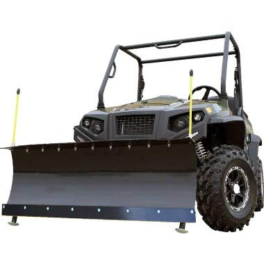MotoAlliance DENALI UTV 72 inch Universal Snow Plow Kit