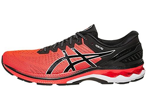 ASICS Men s Gel-Kayano 27 Tokyo Running Shoes  11.5  Sunrise RED/Black
