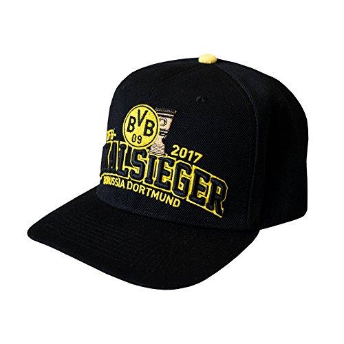 Borussia Dortmund BVB Kappe zum DFB POKALSIEG Sticker Dortmund Forever, Cap, Mütze, Hut, Basecap
