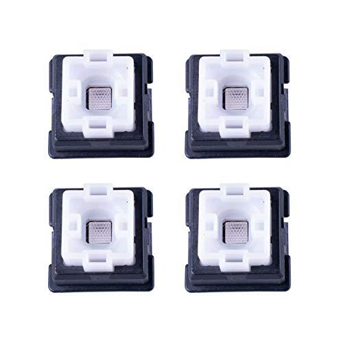 LICHIFIT Romer G Schalter Tasten Schlüsselwelle für Logitech G810 G910 G413 G513 Pro mechanische Tastatur 4 Stück Ersatzteile