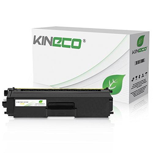 XL Toner von Kineco ersetzt TN421 TN423 Gelb für Brother MFC-L8690CDW MFC-L8900CDW