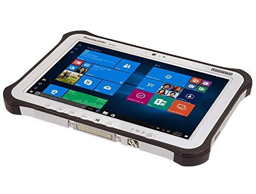FZ-G1/MK3/core i5/2.3 ghz/Intel/Gloved Multi touch/10.1 inch Touch Screen LCD/digitizer Pen/Windows/panasonic Tough pad Fully Rugged (Renewed)