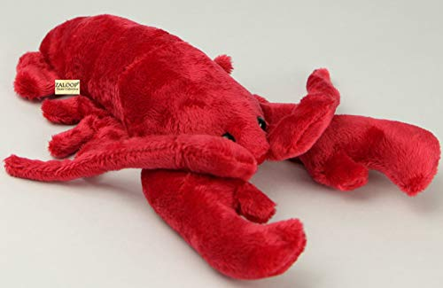 Zaloop Hummer Lobster ca. 20 cm Kuscheltier Plüschtier Stofftier C6