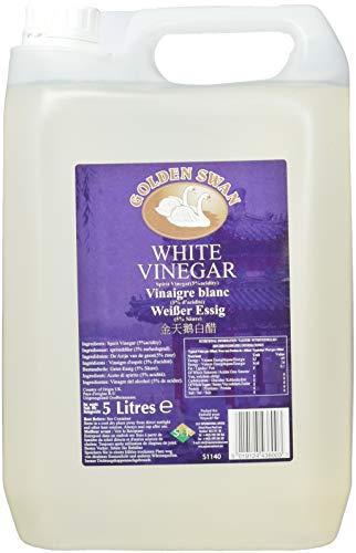 Golden Swan weißer Essig 5 Liter (4 Stück)